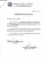 certificate of employment - 4shared.com download free - 1