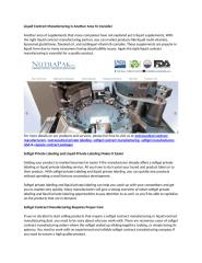Liquid Contract Manufacturing Is Another Area To Consider.docx
