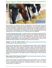 Feed Enzyme Market.pdf