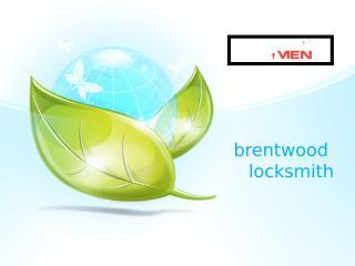 brentwood locksmith.pptx