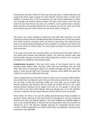 Raw Auto Insurance policy.doc