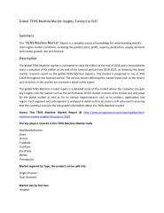 Global TENS Machine Market Insights, Forecast to 2025.pdf