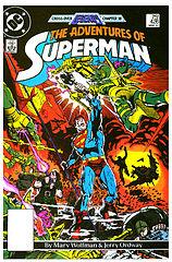 23.- The Adventures of Superman # 426.cbr