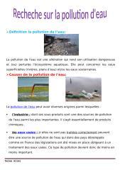 pollution de l'eau.docx