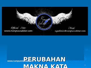 pergeseran-makna(www.rumpunnektar.com)_1.ppt