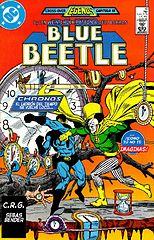 20.- Blue Beetle Vol. 1 # 10.cbr