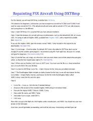 Repainting FSX Aircraft Using DXTBmp.pdf