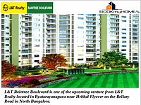 L&T Raintree Boulevard Pre Launch Hebbal.mp4