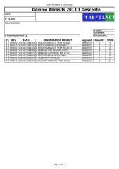 Liste produits.xls
