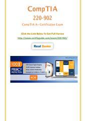 CertifyGuide 220-902 Exam PDF Study Kit.pdf