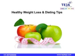 Healthy Weight Loss & Dieting Tips.pdf