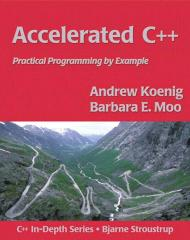 Accelerated C++_ Practical Programming by Example.pdf