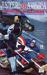 Justiceiro & Capitão América - Sangue e Glória # 03.cbr