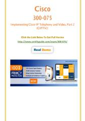 CertifyGuide 300-075 Exam PDF Study Kit.pdf
