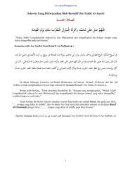 05 Solawat Yang Diriwayatkan Oleh Ruwaifi' ibn Tsabit Al-Ansori.pdf