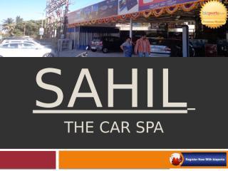 Sahil The Car Spa.pptx