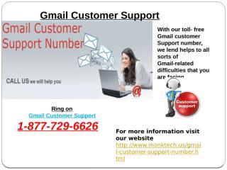 Gmail customer support.pptx
