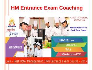 HM Entrance Coaching.ppt