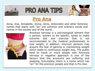 Pro Ana.pdf