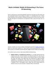 Mobile advertising Myths Unfolded.pdf