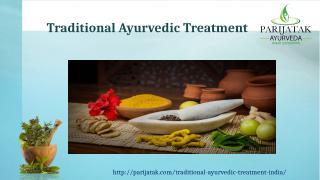 Traditional Ayurvedic Treatment.pptx